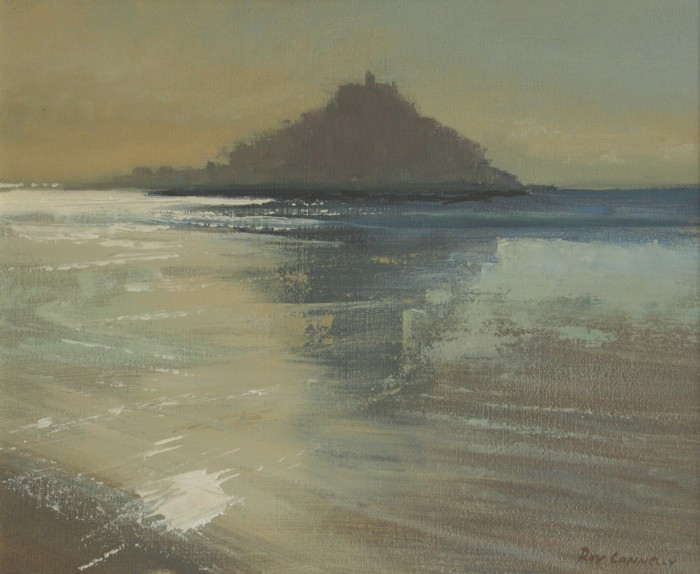 St Michael's Mount, Low Tide
