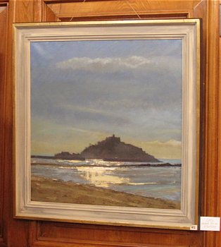 St Michaels Mount_by Roy Connelly At Chelsea